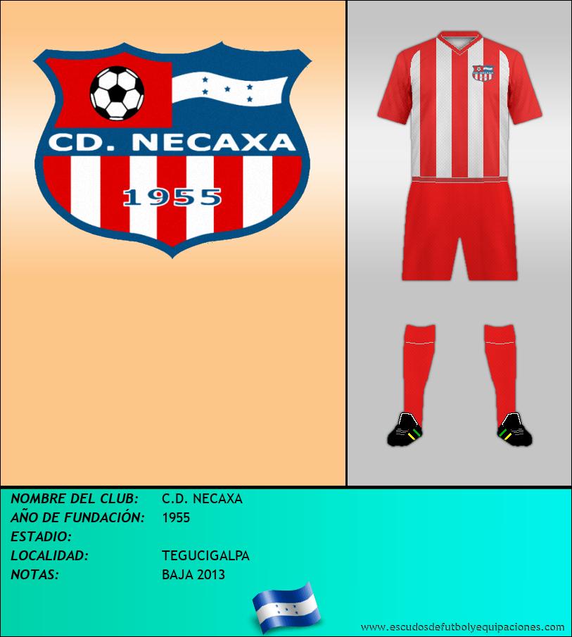Escudo de C.D. NECAXA