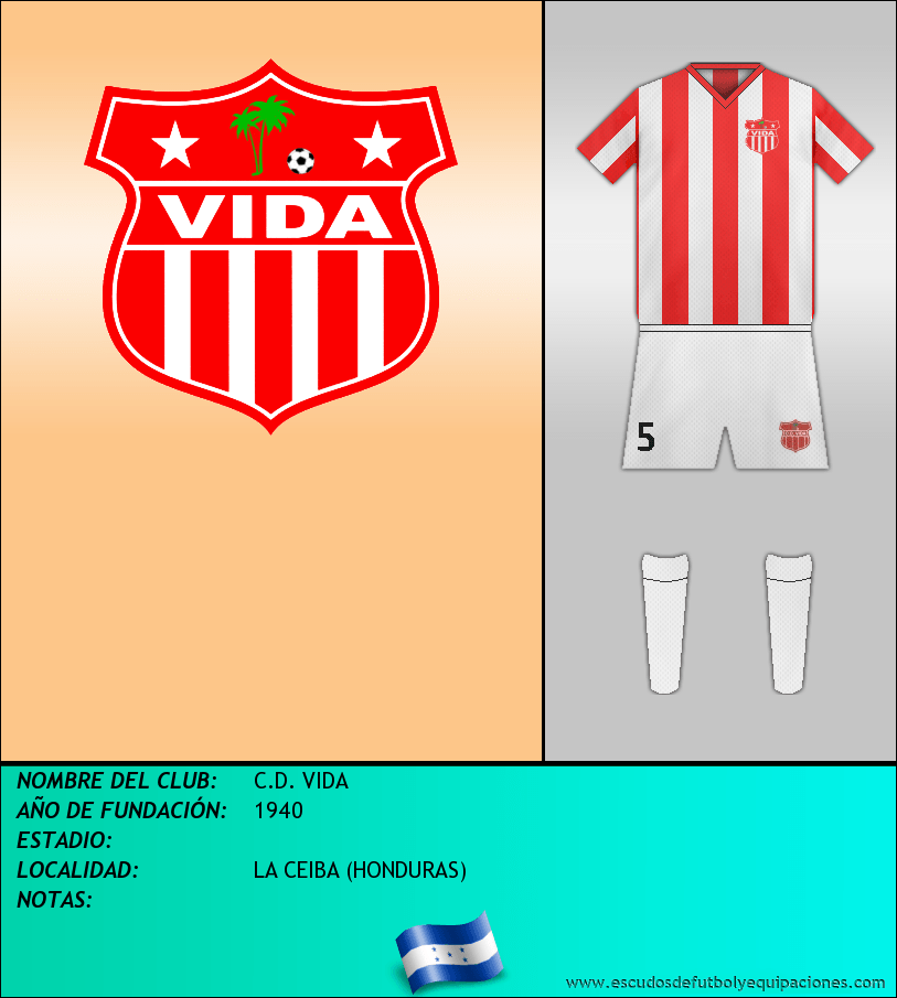 Escudo de C.D. VIDA