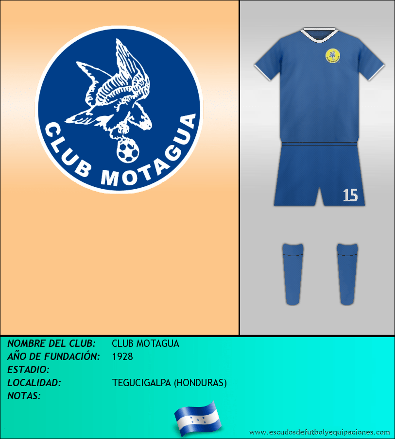 Escudo de CLUB MOTAGUA