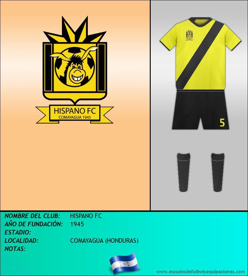 Escudo de HISPANO FC