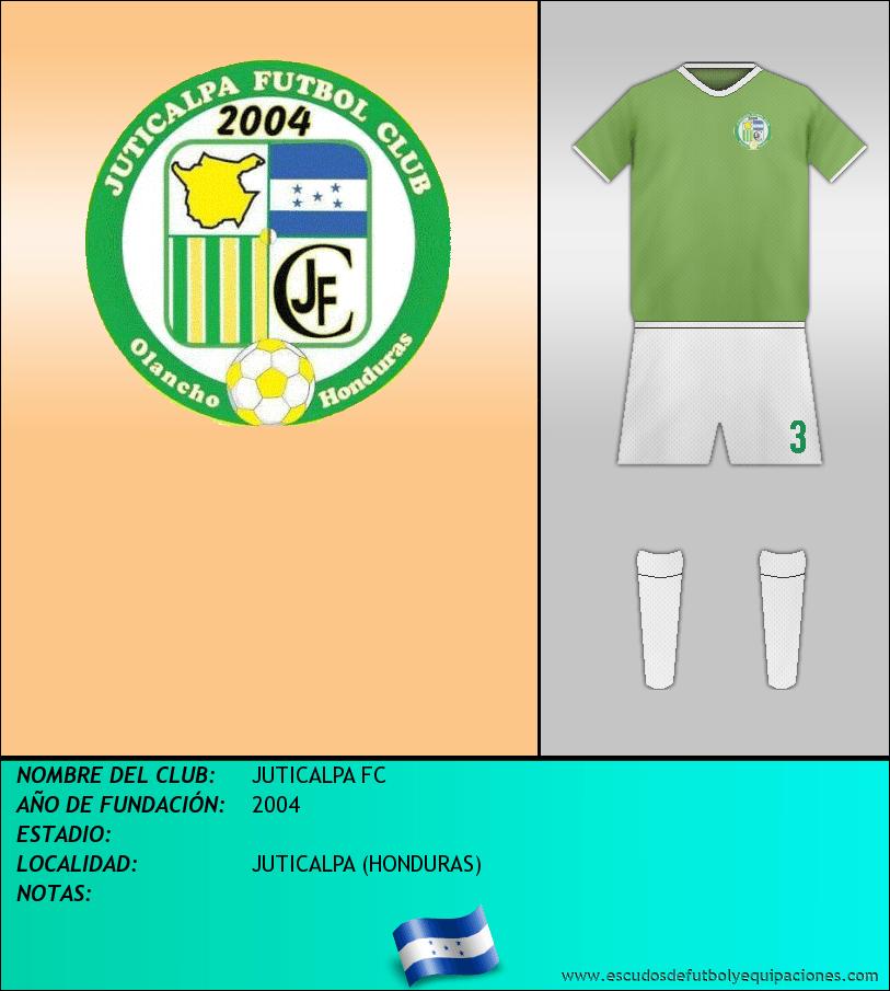 Escudo de JUTICALPA FC