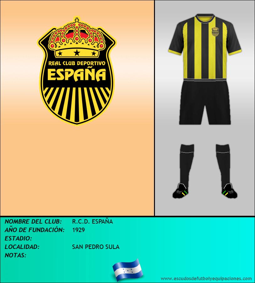 Escudo de R.C.D. ESPAÑA