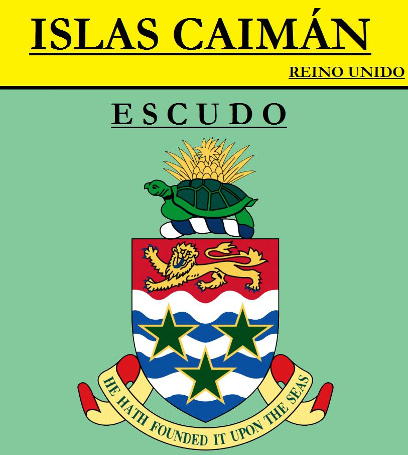 Escudo de ESCUDO DE ISLAS CAIMÁN
