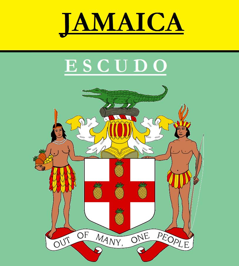 Escudo de ESCUDO DE JAMAICA
