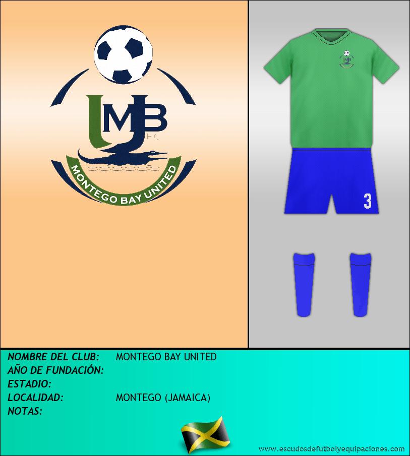 Escudo de MONTEGO BAY UNITED