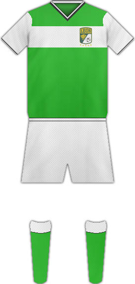 Equipación C. LEON F.C.