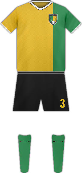 Equipación VENADOS F.C.