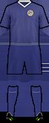 Equipación BUHOS UNISON FC
