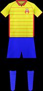Camiseta C. ATLETICO MONARCAS MORELIA