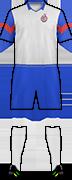 Equipación CABALLEROS DE CORDOBA FC