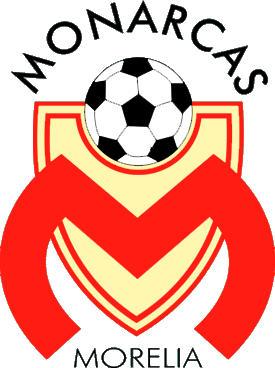 Escudo de C. ATLETICO MONARCAS MORELIA (MÉXICO)