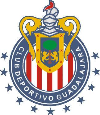 Escudo de C.D. GUADALAJARA (MÉXICO)
