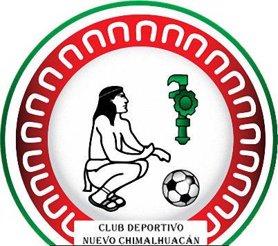 Escudo de C.D. NUEVO CHIMUALHUACÁN (MÉXICO)