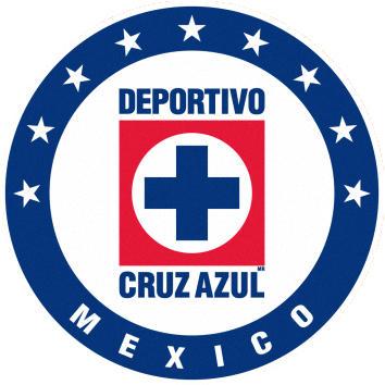 Escudo de C.D.S.C. CRUZ AZUL (MÉXICO)
