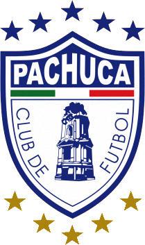Escudo de C.F. PACHUCA (MÉXICO)