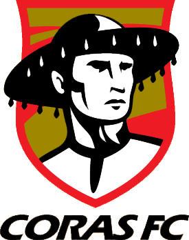 Escudo de CORAS F.C. (MÉXICO)