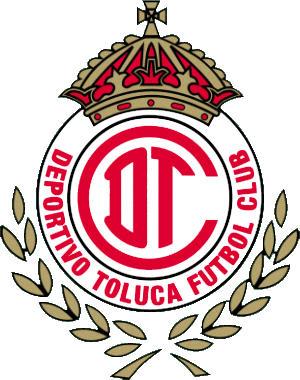 Escudo de DEPORTIVO TOLUCA F.C. (MÉXICO)