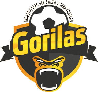 Escudo de GORILAS DE JUANACATLÁN (MÉXICO)