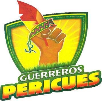 Escudo de GUERREROS PERICUES F.C. (MÉXICO)