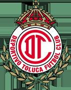 Escudo de DEPORTIVO TOLUCA F.C.