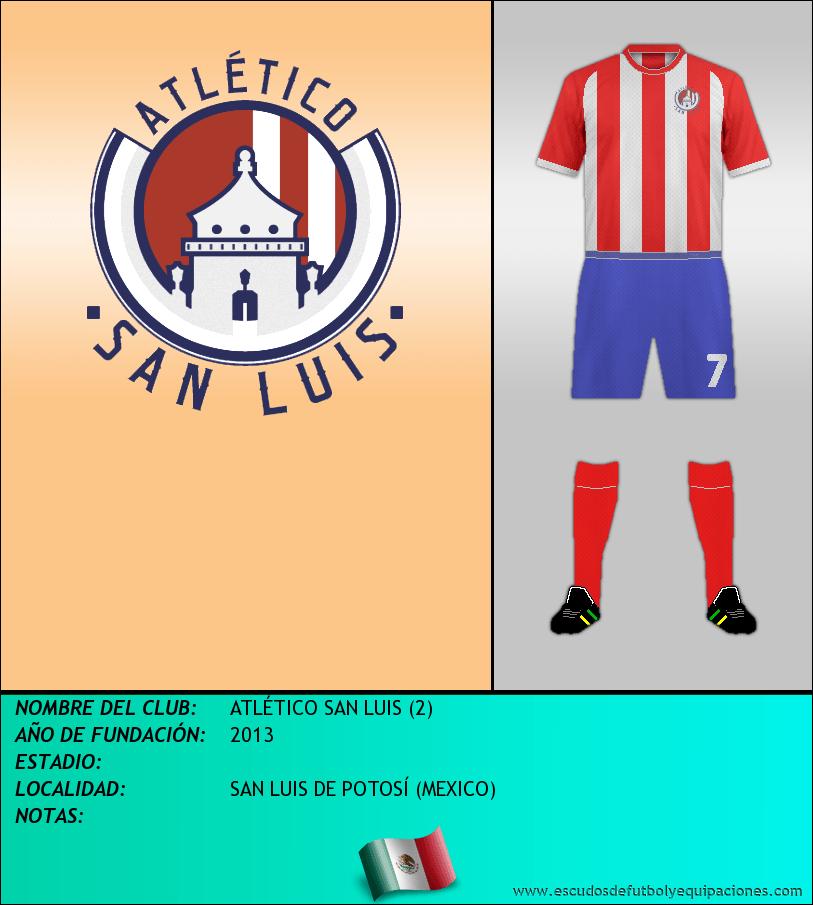 Escudo de ATLÉTICO SAN LUIS (2)