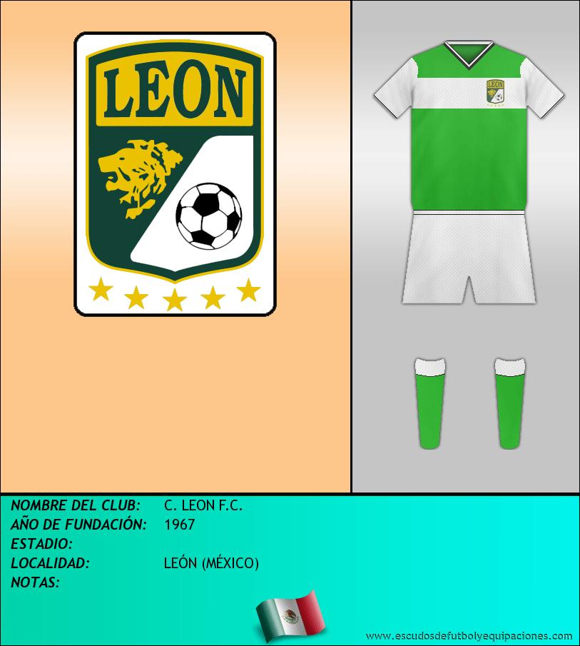 Escudo de C. LEON F.C.
