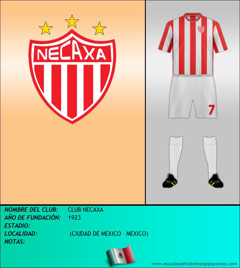 Escudo de CLUB NECAXA