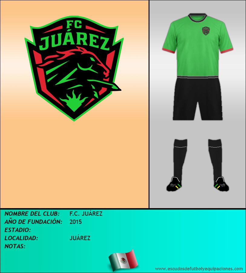 Escudo de F.C. JUÁREZ