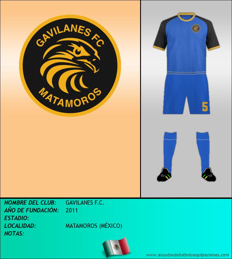 Escudo de GAVILANES F.C.