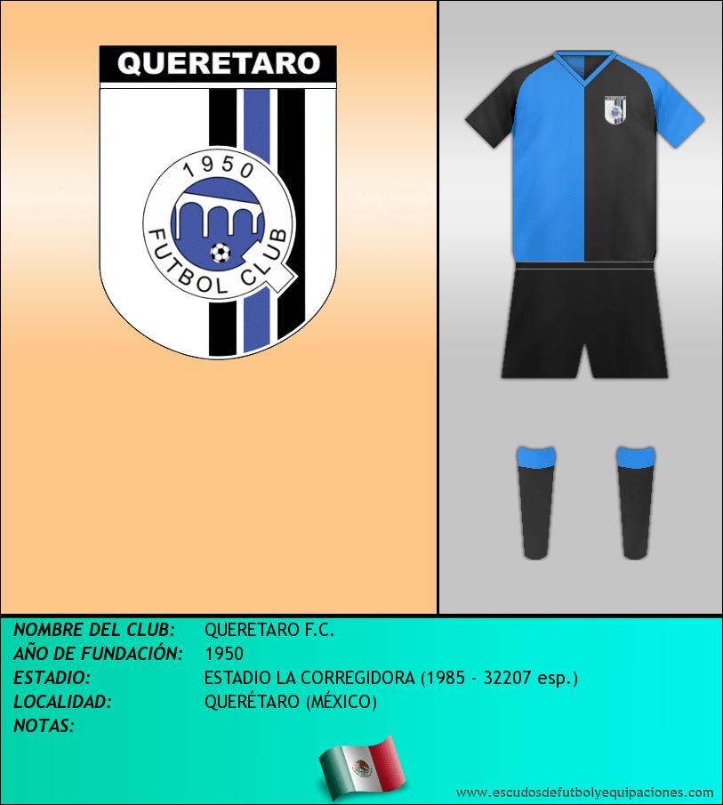 Escudo de QUERETARO F.C.