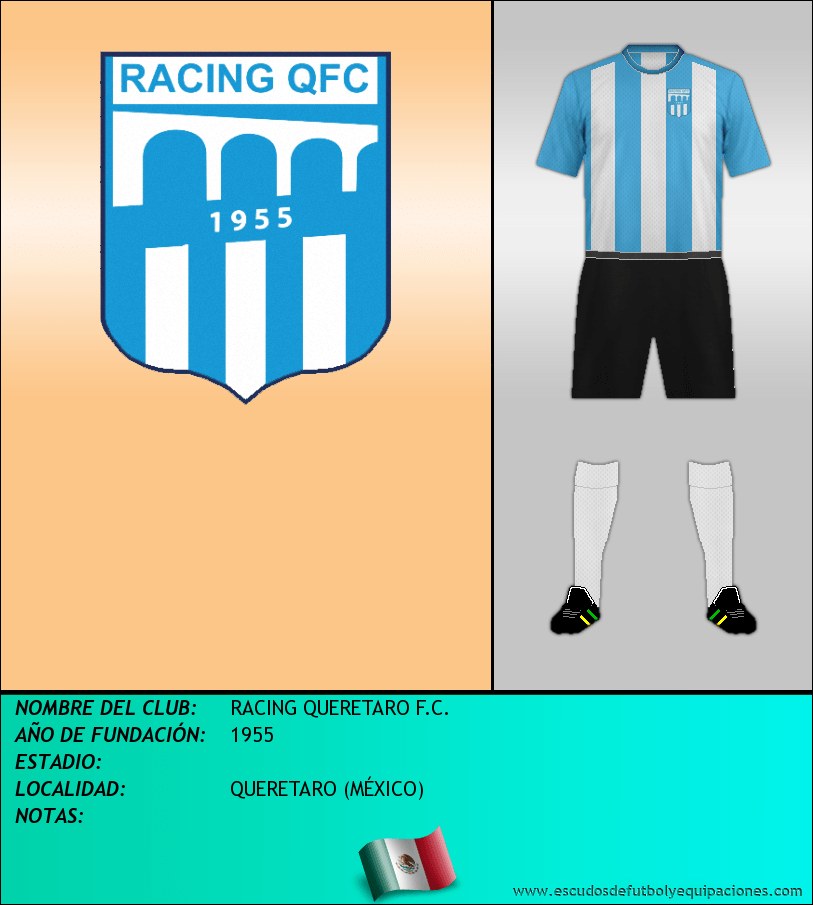 Escudo de RACING QUERETARO F.C.