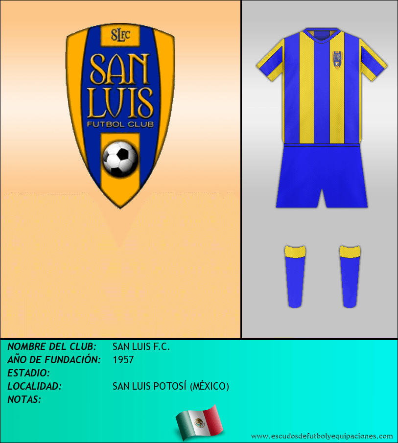Escudo de SAN LUIS F.C.