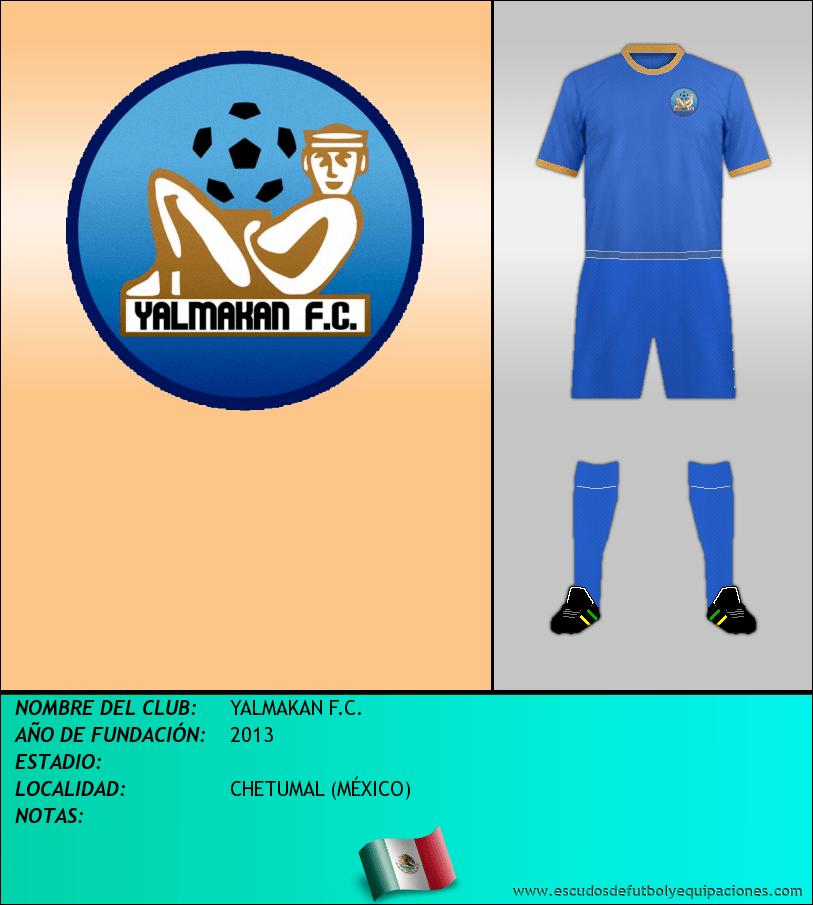 Escudo de YALMAKAN F.C.