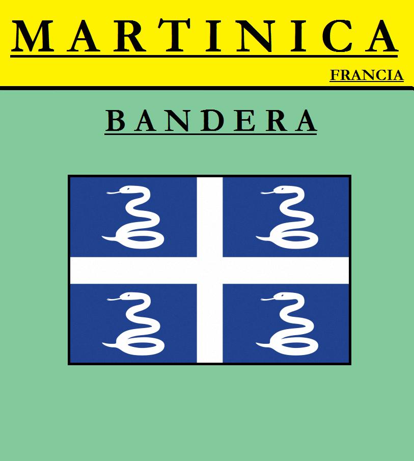 Escudo de BANDERA DE MARTINICA