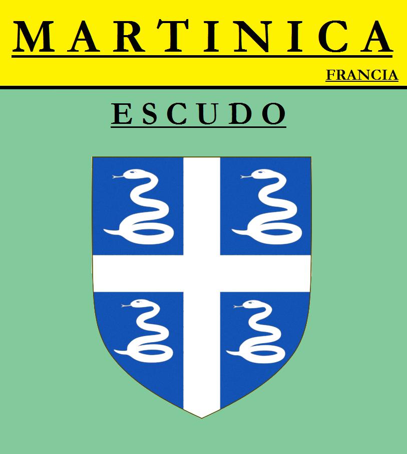 Escudo de ESCUDO DE MARTINICA