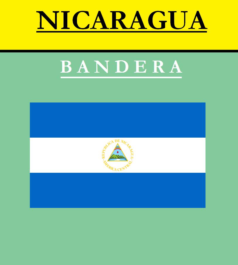 Escudo de BANDERA DE NICARAGUA