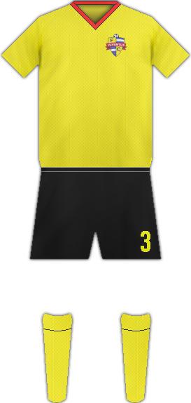 Equipación JUVENTUS F.C.