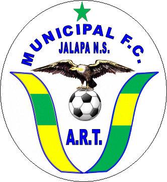 Escudo de A.R.T. JALAPA  F.C. (NICARAGUA)