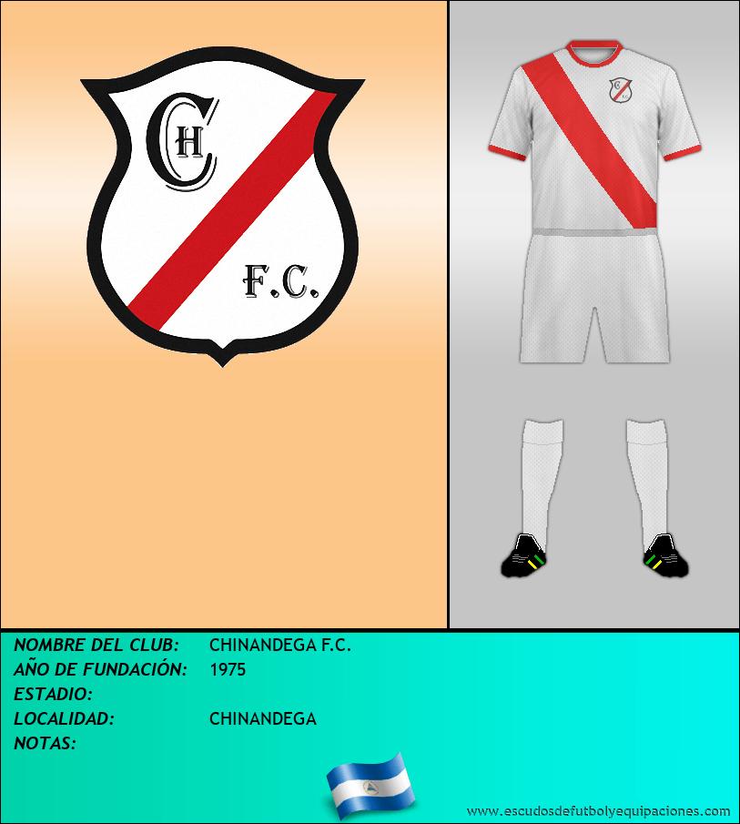Escudo de CHINANDEGA F.C.