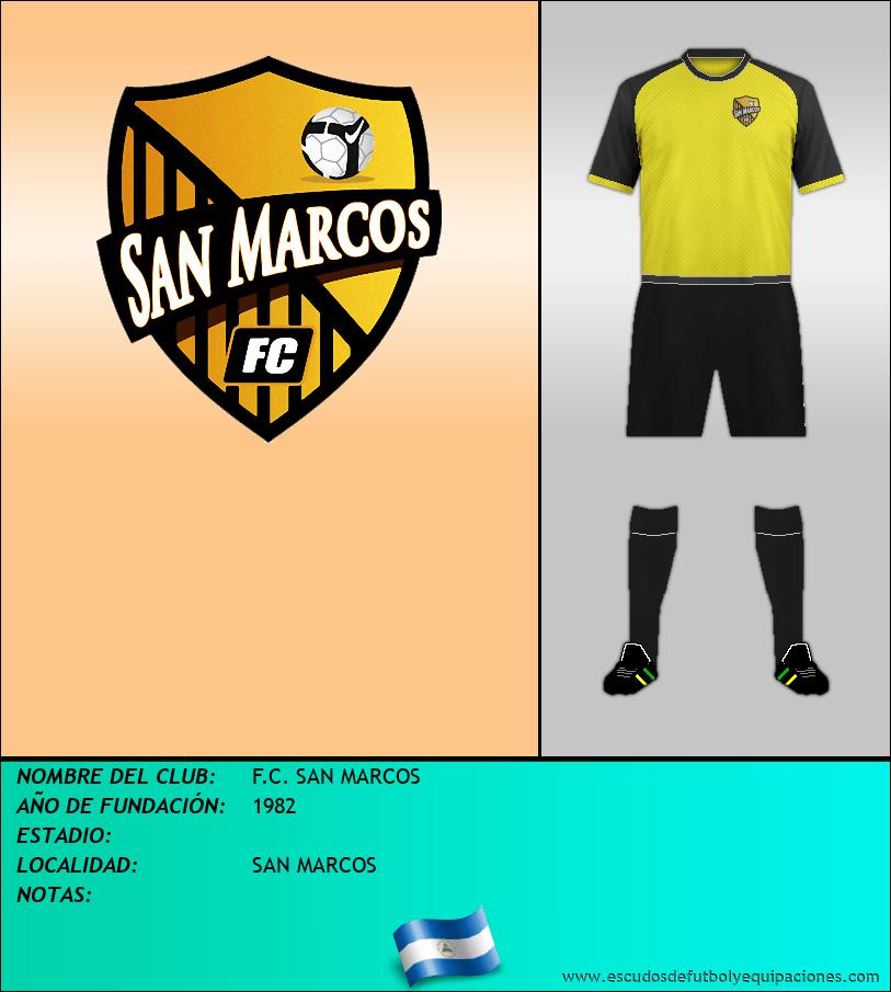 Escudo de F.C. SAN MARCOS