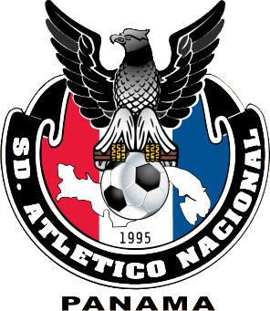 Escudo de SD ATLÉTICO NACIONAL (PANAMÁ)
