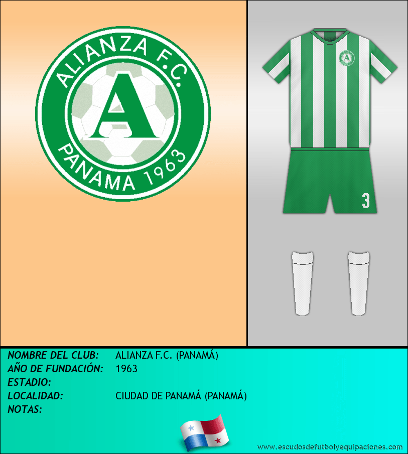 Escudo de ALIANZA F.C. (PANAMÁ)