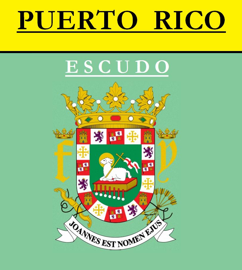 Escudo de ESCUDO DE PUERTO RICO