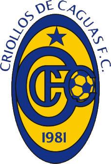 Escudo de CRIOLLOS DE CAGUAS FC (PUERTO RICO)