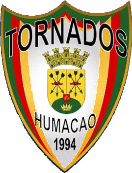 Escudo de TORNADOS DE HUMACAO (PUERTO RICO)