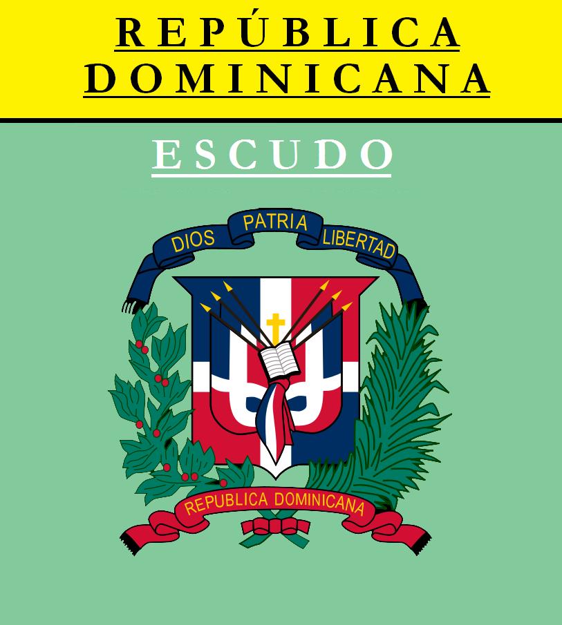 Escudo de ESCUDO DE REPÚBLICA DOMINICANA