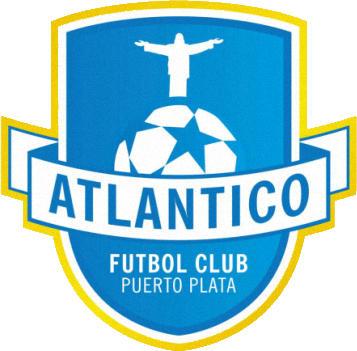 Escudo de ATLÁNTICO F.C. (REPÚBLICA DOMINICANA)