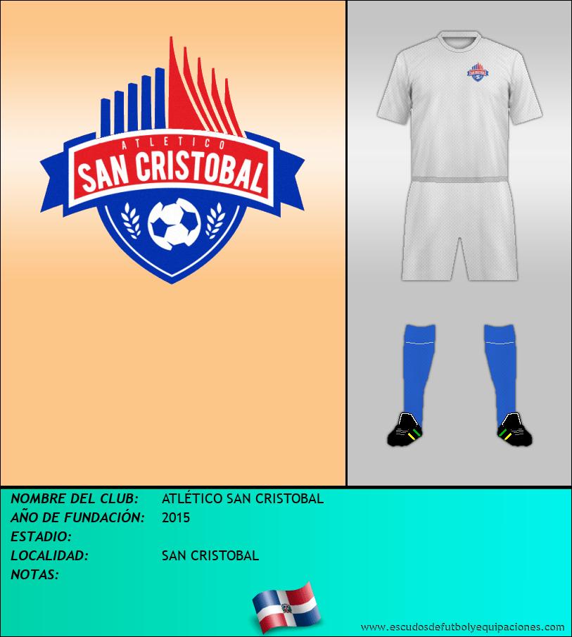 Escudo de ATLÉTICO SAN CRISTOBAL