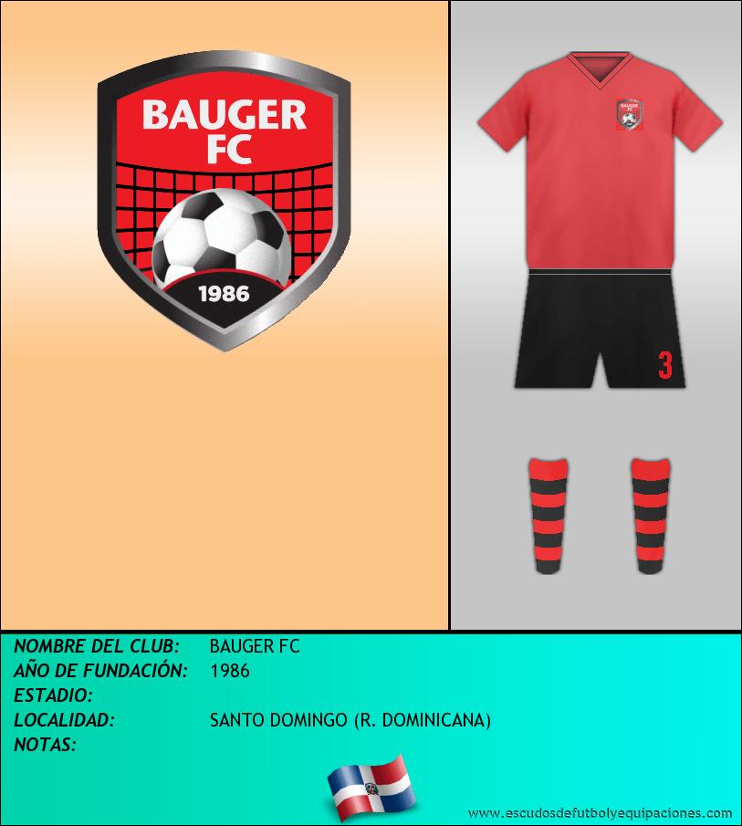 Escudo de BAUGER FC