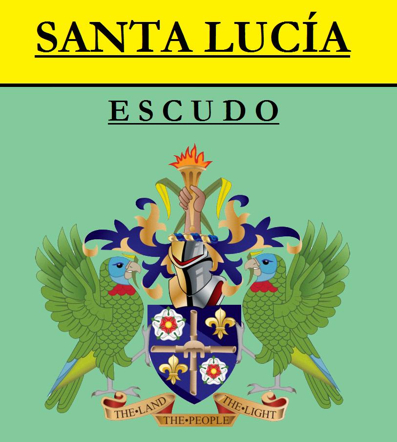 Escudo de ESCUDO DE SANTA LUCÍA